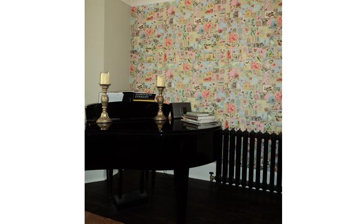 Piano room Memory Paper